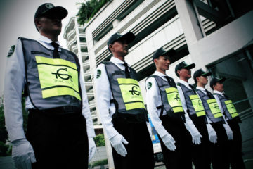 บริการ รักษาความปลอดภัย สถานฑูต